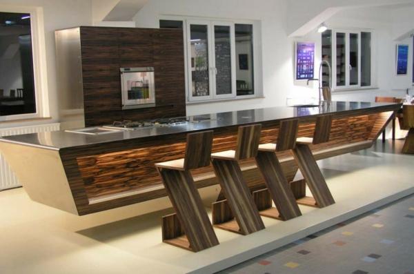 Sillas decorativas para tu cocina integrada - ConstruArte, C.A.