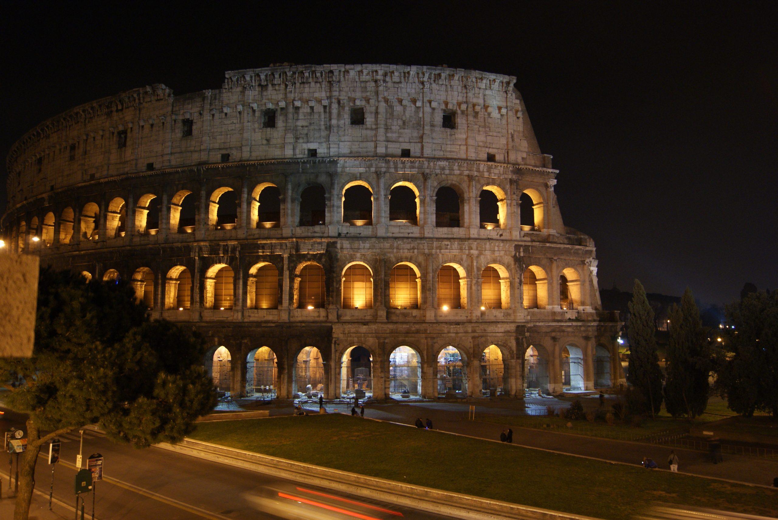 Arquitectura Antigua De Italia Mejor Conocida Como La