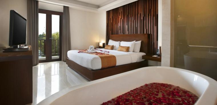 Ideas para decorar el cuarto al mejor estilo rom ntico - Decoracion de salones estilo romantico ...