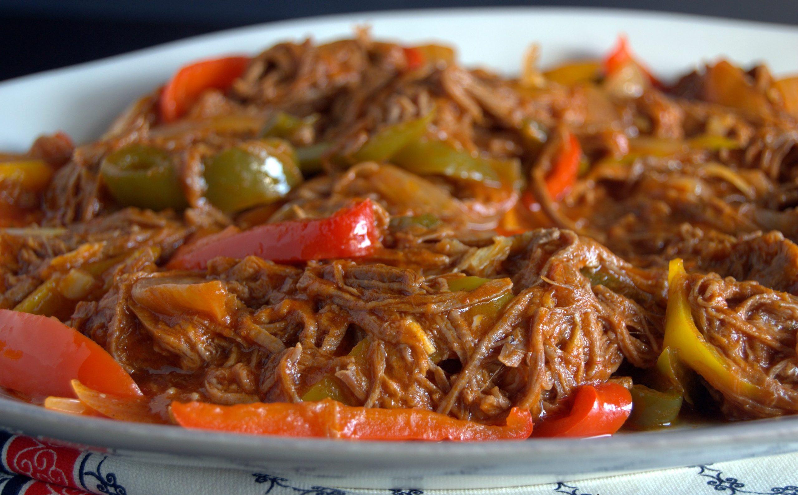 gastronom a cubana platos t picos construarte c a
