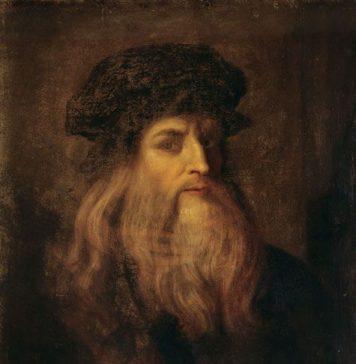 Autorretrato de Leonardo Da Vinci