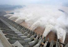 Presa de las Tres Gargantas China