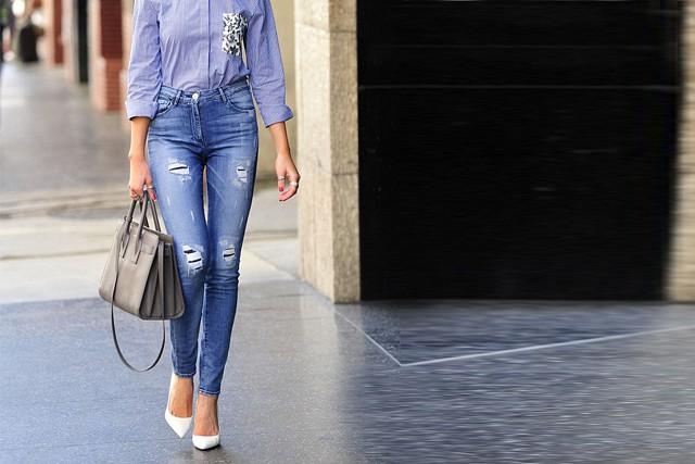 Jeans necesarios para toda mujer