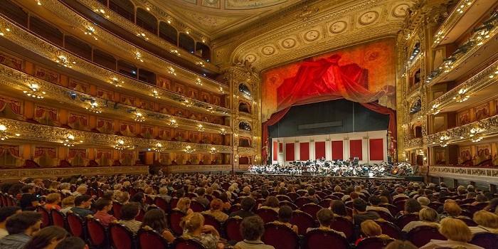 Tesoros arquitectónicos de Buenos Aires. Teatro Colón