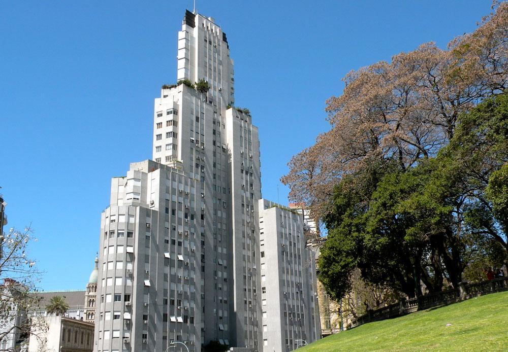 Tesoros arquitectónicos de Buenos Aires. Edificio Kavanagh