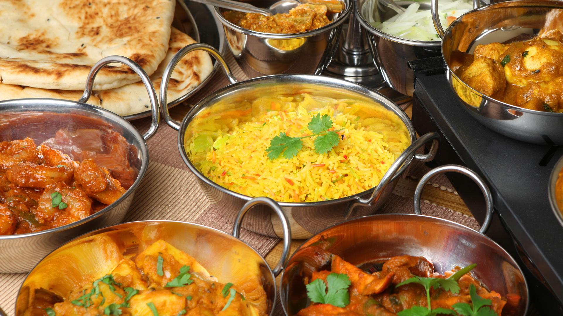 Platos tradicionales de la gastronomía en India - ConstruArte, C.A.