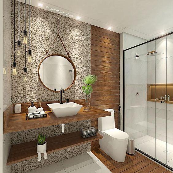 Consejos para decorar el baño principal