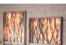 ideas para decorar con detalles de madera